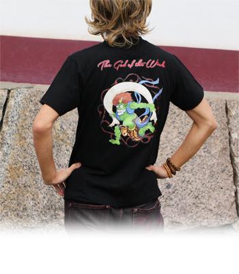 和柄,tシャツ,ブランド,纏,コンセプト,カジュアルな和柄商品