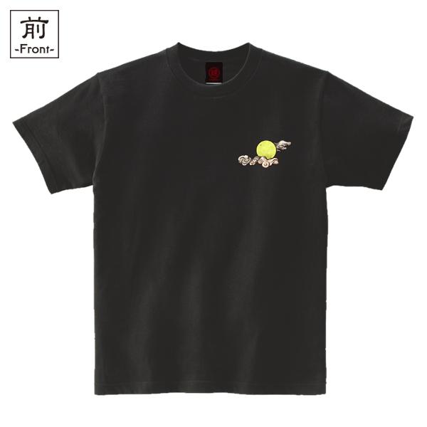 和柄,和柄服,むかしむかし,大きいサイズ,Tシャツ,レディース,半袖,月夜狼