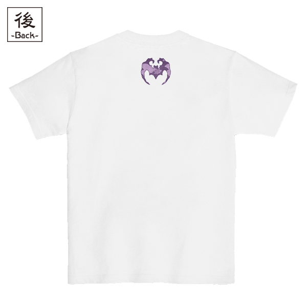 和柄,和柄服,むかしむかし,大きいサイズ,Tシャツ,キッズ,半袖,月夜蝙蝠