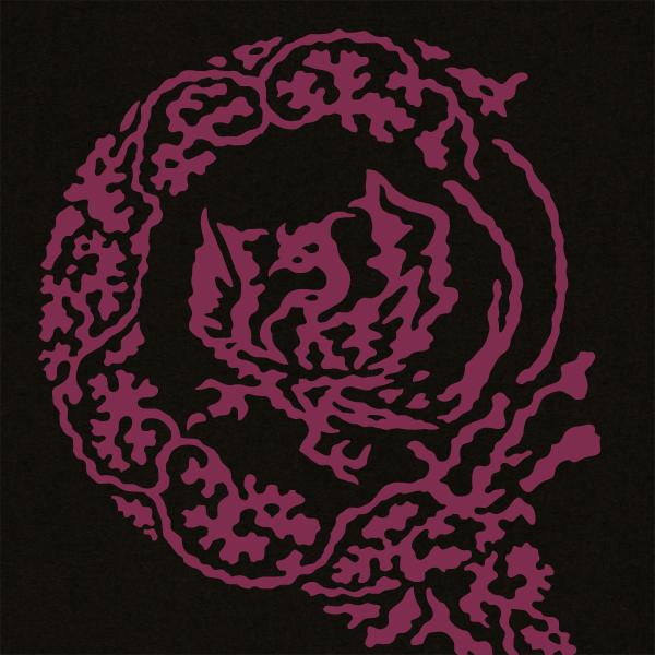 和柄,和柄服,むかしむかし,大きいサイズ,トレーナー,スウェット,メンズ,蛮絵鳳凰紋様